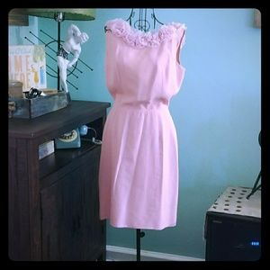 Baby Pink Vintage Party Dress -Like New